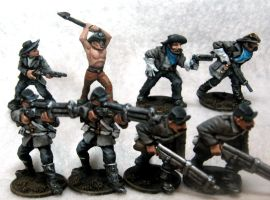 VSF Confederates by Spielorjh