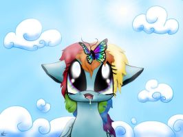 Butterflies.... mmmm by kot6