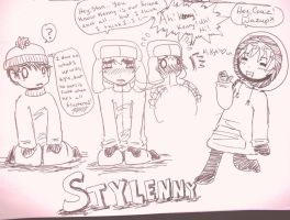 SP my first Stylenny by Melae-Anisma
