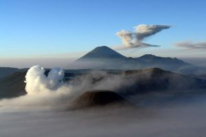 The Amazing Bromo by Hydrowaseshix