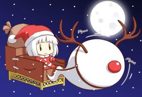Myon 9 - Christmas by Mazume
