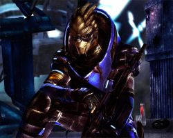 The Vigilante by Sp1ash