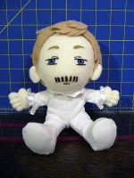 09 Movie Watson Chibi Plushie by alice-day