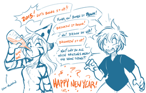 Booze It Up! by Twokinds