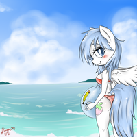 Melody Summer Vacation by Doggie999