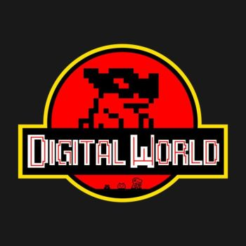 Digital World by wildwing64