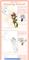 Colouring Tutorial by Hennei