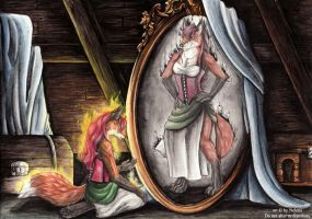The Mirror by nelena