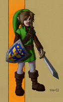 Teen Link Colors by Timbo1834
