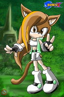 CM: for KittyKatGotClaws Sonic X style by shadowhatesomochao