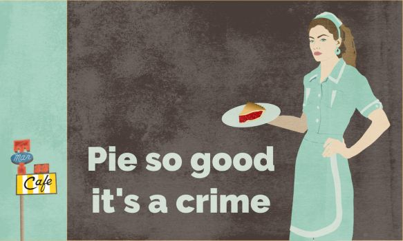 Pie So Good It's A Crime by notimaginary