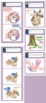 Pokemon Ask Blog Dump 1 by Daffupanda
