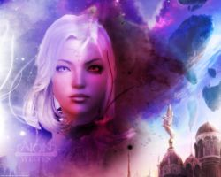 AION Wallpaper III by DeathBlossom