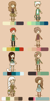 Palette adopts CLOSED [updated] by chocominte