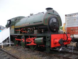 The Mardy Monster at Railfest 2012 by rlkitterman