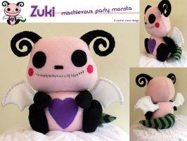 Zuki Plush by Shlii