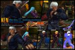 SFxT KEN - K' leather costume MOD by dsFOREST