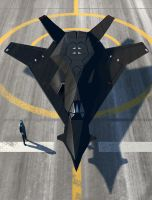 Ninja Stealth Fighter - video by Hideyoshi