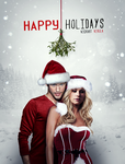 Eric and Sookie - Happy Holidays by Nikola94