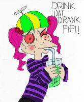 DRINK DAT DRANK PIPI by LuCkYrAiNdRoP