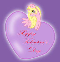 Happy Valentine's Day by LadyFoxling