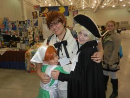 Nekocon 2012 Back together again~ by caseygracy1234