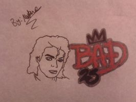 BAD 25 by Forever-MJ