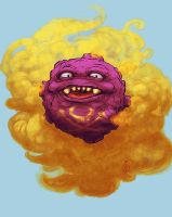 Koffing by roboqueer