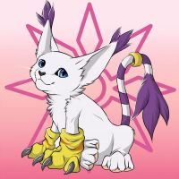 Gatomon by Kitsune-Nyx