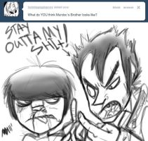 Ask Annie- Murdoc's Brother by anniemae04
