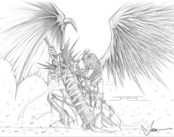 Good and Evil by Jas-C