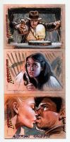 Indy Sketch Cards: Horizontal by jasonpal