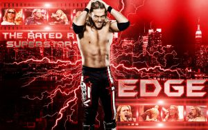 The Rated R Superstar - EDGE by xXMAGICxXxPOWERXx