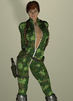 Lady Jaye by bigcurf