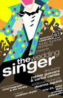 The Wedding Singer: a poster by AstroCrush