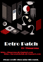 Retro Patch by Timarena