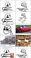 Cereal Guy Needs Cereal by KaPoTun