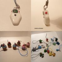 Sales Charms March2012 by ChibiSilverWings