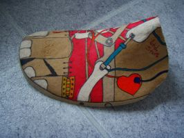 Shoe liner 3 by sensiart