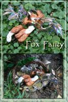 Fox Fairy by Miki-