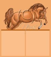 Horse for web design 3 by BrokenRemedies