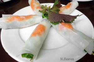 Spring rolls by vungoclam