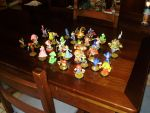 Amiibo collection update #2 by Zenox-furry-man