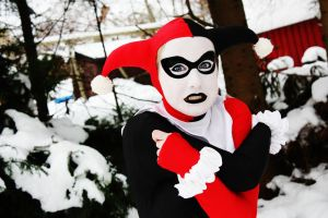 Harley Quinn - Freezing by Rpd95