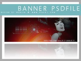 Banner psd - notittle by wonjin