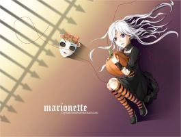 Marionette by CrystalClouds