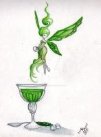 Absinthe by Gothic-Moonlight