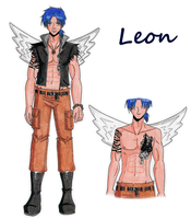 One Piece Profile: Leon by zoro4me3