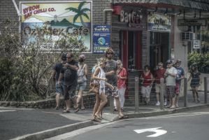 Locals or tourists by craigp-photography