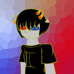 Free to use icon- Sollux by Tailmouth-Cupcake